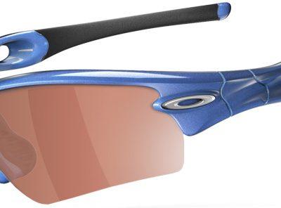 Oakley Radar Path True Blue VR 28 Black Iridium