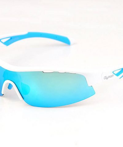 Gyron Tabit | fietsbril | hardloopbril| white | pink | black