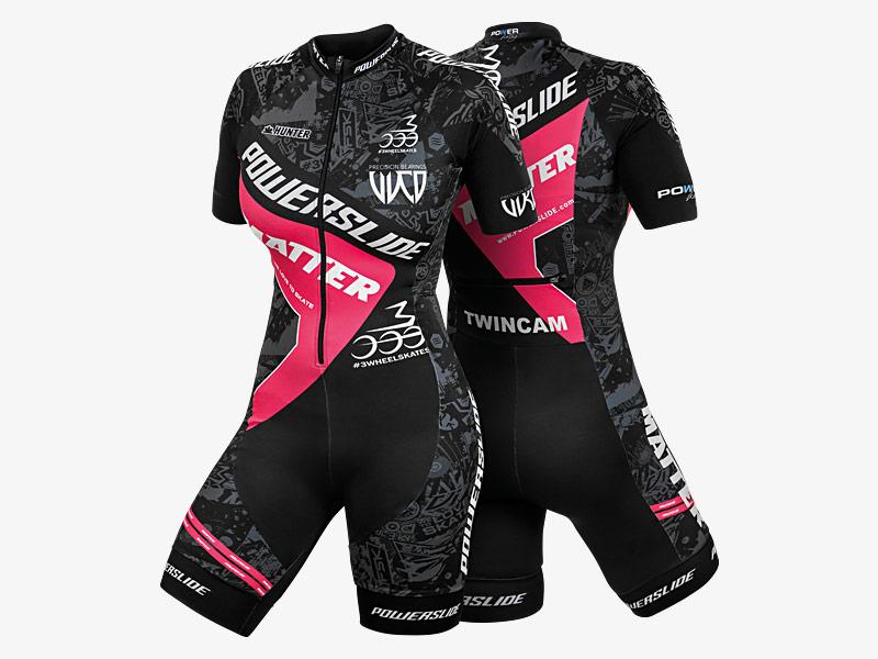 Powerslide racing suit women