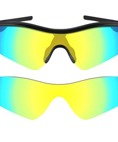 Oakley Radar replacement lens high intensity yellow iridium