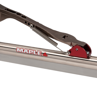 Maplez Comet Aluminium T-Bone onderstel