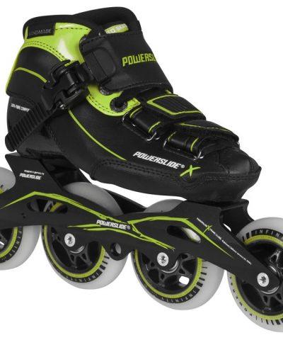 Powerslide X-Skate green