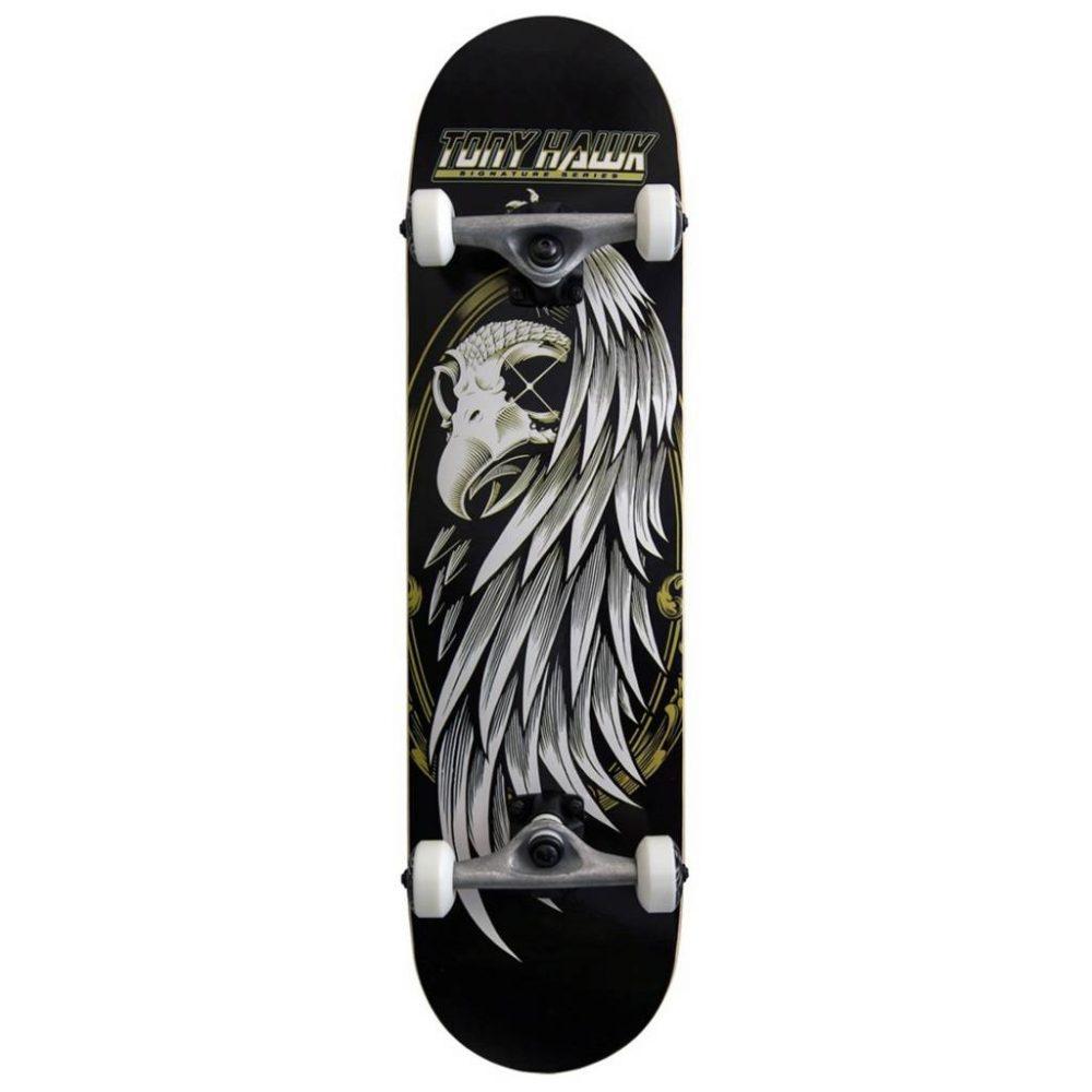 Skateboard Tony Hawk Feathered